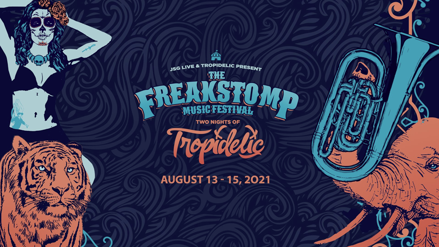 The Freakstomp Music Festival Aug 9 - 11 in Butler, OH